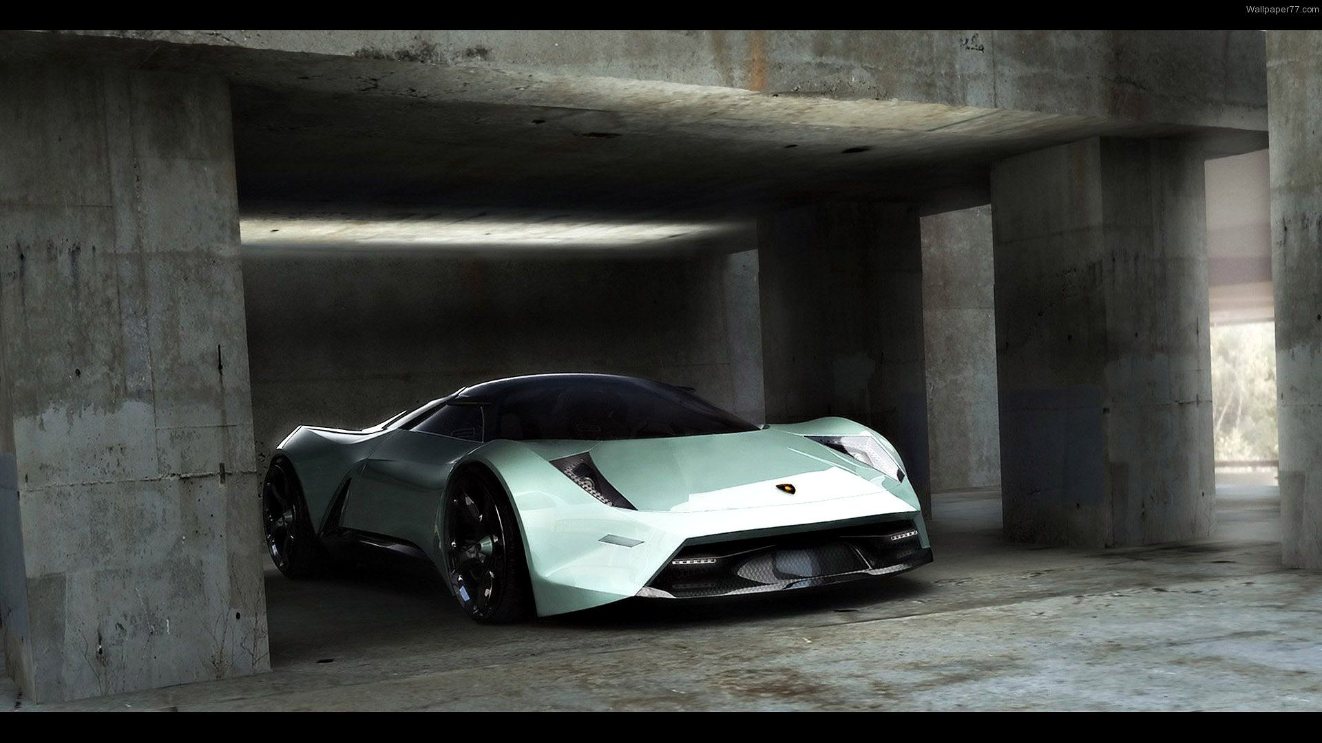 Concept Insecta In Garage Wallpaper 1920x1080