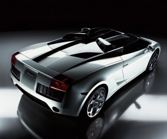 Concept S 2005 Rear High Angle Wallpaper