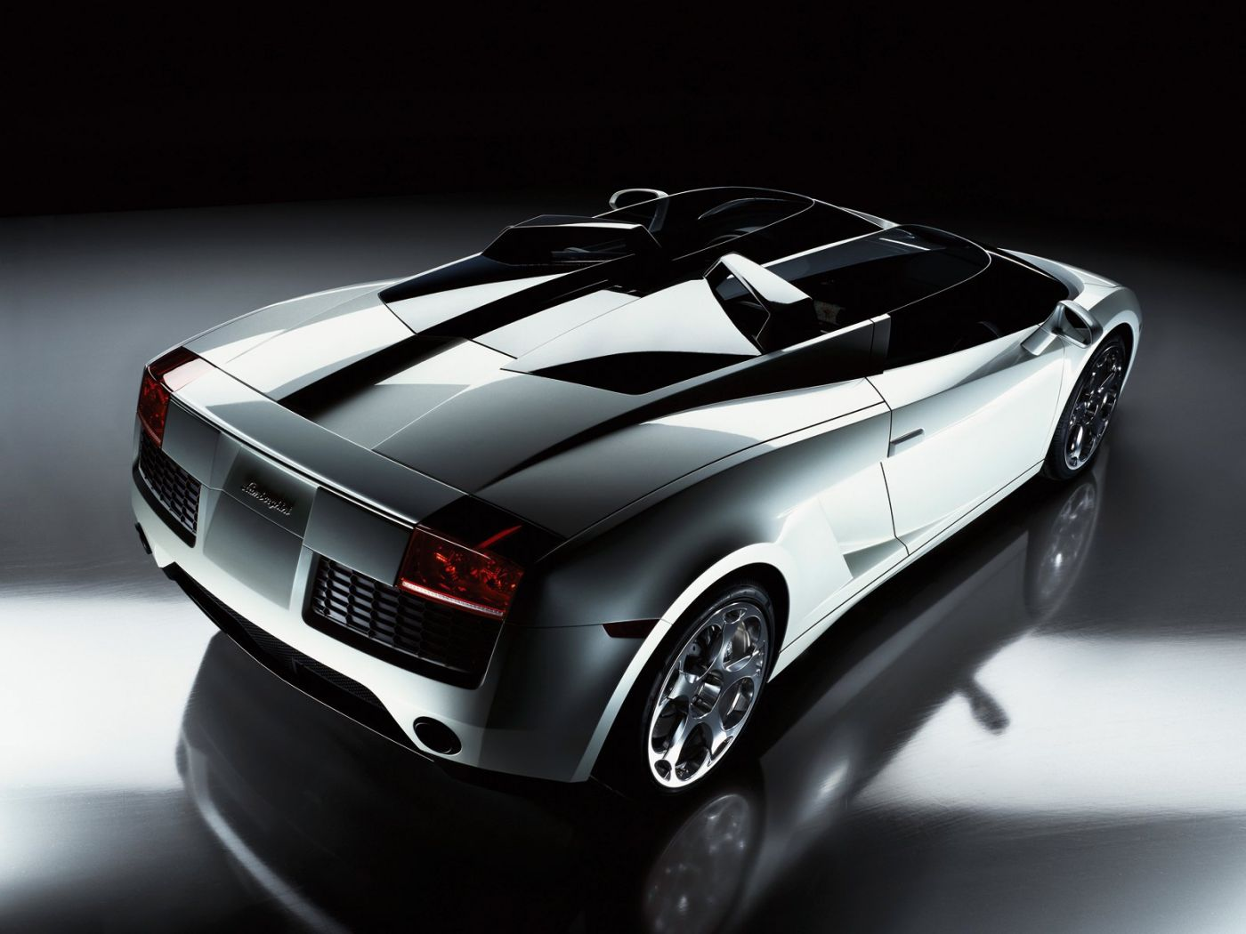 Concept S 2005 Rear High Angle Wallpaper 1400x1050