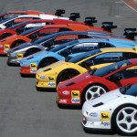 Diablo 1996 Race Cars Wallpaper