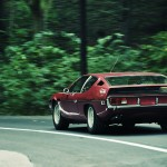 Espada 1968 Rear View Wallpaper