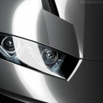Estoque Headlight Close Up Wallpaper