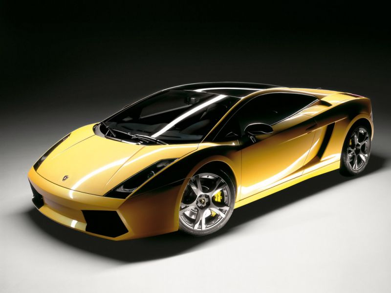 Gallardo 2006 Front Side High Angle Wallpaper 800x600