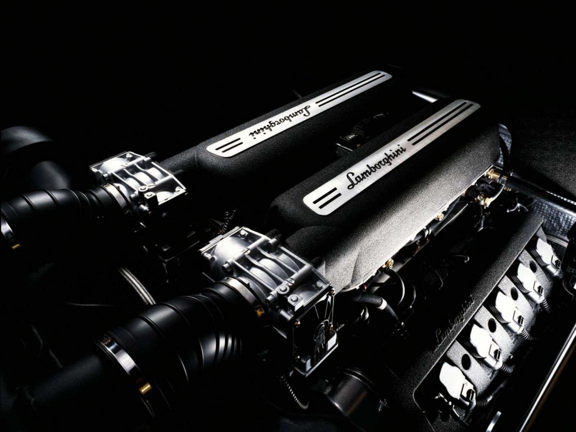 Gallardo Engine Close Up Wallpaper 1152 215 864 Lamborghini