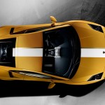 Gallardo Lp550 Top View Wallpaper