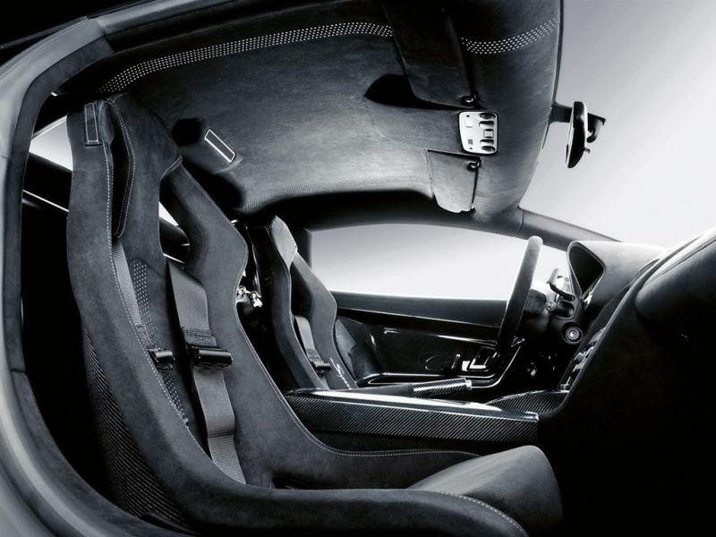 Gallardo Superleggera Seats Wallpaper 800x600