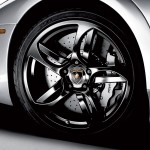 Murcielago Lp640 Roadster Wheel Close Up Wallpaper