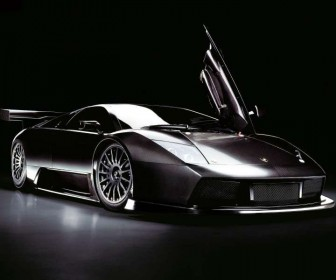 Murcielago Rgt 2003 Front Low Angle Wallpaper