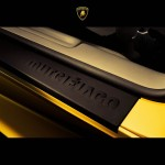 Murcielago Step Board Emblem Wallpaper