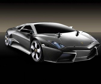 Reventon Rc Car Close Up Wallpaper