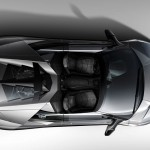 Reventon Roadster Top View Wallpaper
