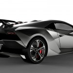 Sesto Elemento Rear Right Side Wallpaper