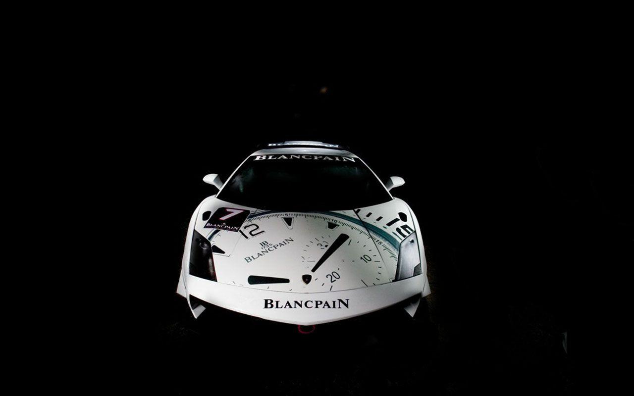 Super Trofeo Blancpain Front View Wallpaper 1280x800
